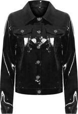 Manteaux et vestes noir en polyamide pour femme