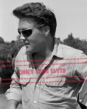 ELVIS PRESLEY in the Movies 1962 8x10 Photo FOLLOW THAT DREAM in SUNGLASSES
