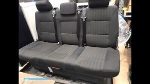 VW Multivan Triple seat