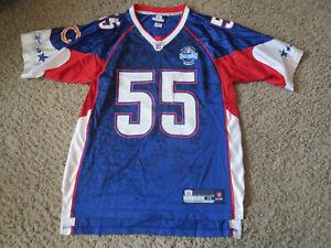 Vintage Lance Briggs 2007 Pro Bowl Jersey Reebok Authentic Men's Medium