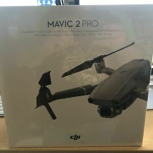 Brand New DJI Mavic 2 Pro Drone Factory Sealed.