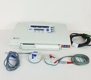 Fetal Monitor Huntleigh Sonicaid BD4000xs Fetal Monitor+Transducers Doppler