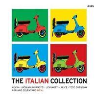 THE ITALIAN COLLECTION 3 CD BOX JOVANOTTI UVM NEUWARE