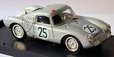 Porsche 550 1500/RS Coupe LeMans 1956 #25 Graf Berghe von Trips 1:43 Brumm