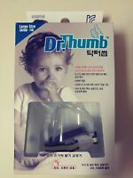 Dr. Thumb Stop Sucking Thumb Finger Protect Guard Large (3-7 Years)