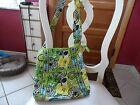 Vera Bradley Hipster in Limes Up
