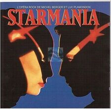 STARMANIA opéra rock 1988 CD ALBUM michel berger luc plamondon