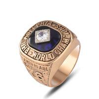 Men's Sport Ring 1967 Philadelphia 76ers Wilt Chamberlain Championship Ring