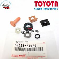 Toyota Parts Direct >> Toyota Car And Truck Starter Parts Direct Replacement Without