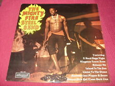 The Mighty Fire Steel Band:  Self titled 1968   LP  UK 1st  Pressing   EX+