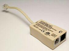 Excelsus Z-Blocker, DSL splitter with filter, Model Z-330P2J, new in bag.