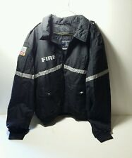 Spiewak United States Fire Uniform Jacket Mens Size 3XL Long Thinsulate