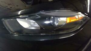 2013-2016 DODGE DART Left Driver Headlamp Headlight Halogen w/ Black Background