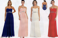 Bridesmaids Elegant Dress Pageant prom Cocktail Formal Graduation Lace  4~26 NEW