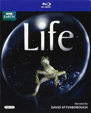 Life (David Attenborough-Narrated) [Blu-ray, 2010] (Region Free)