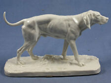 Pointer Figur nymphenburg figur Hundefigur hund jadghund setter
