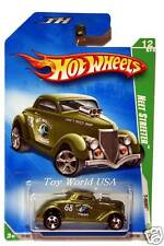 2009 Hot Wheels Treasure Hunt #54 Neet Streeter T-Hunt card