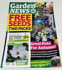 Garden News Magazine X2 Issues May 2020 With Seeds