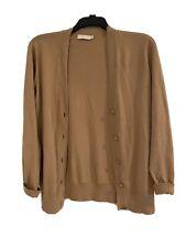 Tory Burch Classic Green Cardigan 100% Cotton