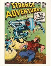 Strange Adventures #197 DC Silver Age Extremely High Grade book BEAUTY!