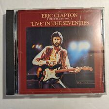 Eric Clapton Timepieces Volume Two Live In The Seventies CD NM