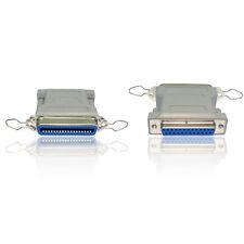 25 Pin Female to 36 Pin Female Printer Adaptor Convertor
