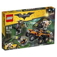 LEGO Batman Movie 70914: Bane Toxic Truck Attack - Brand New