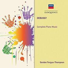 Debussy / Fergus-Gor - Debussy: Solo Piano Music [New CD] Australia -