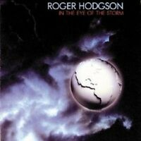 "ROGER HODGSON ""IN THE EYE OF THE STORM"" CD NEUWARE"