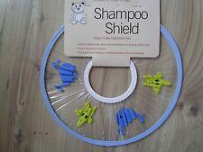 CHILD-TEENS BOY ELASTIC ROUND SHAMPOO HEAD SHIELD/PROTECT EYE SOAP VISOR