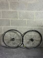 Axis Track Wheelset  Single Speed Wheels 700c Clincher