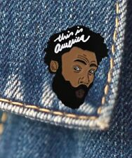 THIS IS AMERICA Enamel PIN Hat Backpack Jacket Lapel Pin