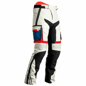 RST Pro Series Adventure-X CE Motorcycle  Textile Trouser Blue / Red / Black