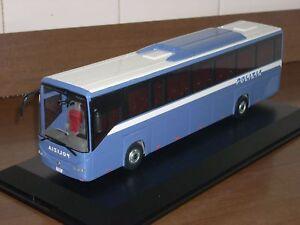 POLIZIA POLICE autobus Iveco Irisbus Dallavia  scala 1/43
