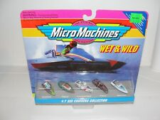 Micro Machines Wet & Wild #7 Sea Cruisers Collection