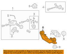 Pontiac GM OEM 09-10 Vibe Rear Suspension-Differential Mount 88975543