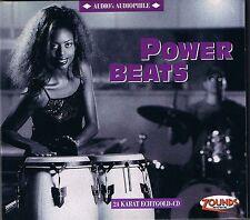 Power Beats various 24 carati Zounds ORO CD Audio 's audiophile vol. 11