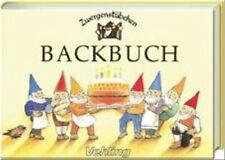 Zwergenstübchen Backbuch - Elke Schuster