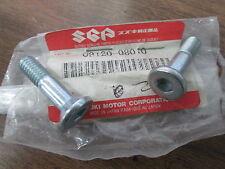 NOS Suzuki Rear Wheel Bolts Screws 90-00 RM250 RM125 86-99 RM80 09120-08010 QTY2