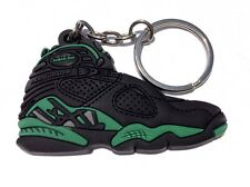AIR JORDAN VIII 8 RETRO SUGAR RAY ALLEN BOSTON PE SNEAKERS SHOES KEY CHAIN RING