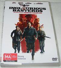 INGLOURIOUS BASTERDS---( Dvd )