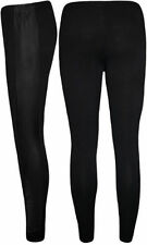 Viscose Wet look, Shiny Plus Size Leggings for Women