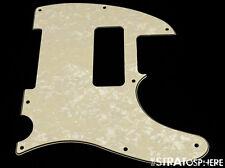 *NEW Aged Pearloid P-90 Telecaster PICKGUARD for USA Fender Tele P90 8 Hole