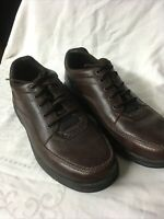 Rockport Men's Casual Brown Leather Lace Up Oxfords size 12 M shoes #506377