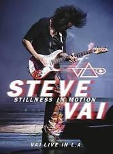 Steve Vai: Stillness in Motion (DVD, 2015, 2-Disc Set)