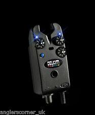 Delkim Tx-i Plus Electronic Bite Alarm - Blue / TXI Indicator / Carp Fishing