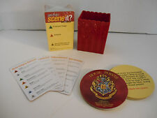 Harry Potter SCENE It DVD Game 1st Edition 2005 ~ Replacement Cards