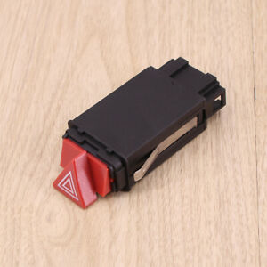 FOR AUDI A3 A4 B5 A6 C6 HAZARD WARNING LIGHT SWITCH FLASHER RELAY 4B0941509D
