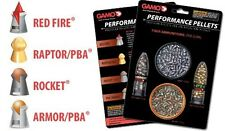 New Authentic Gamo Usa Pellet Combo Pack 177cal PBA, PBA Armor, Red 632092854