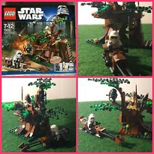Lego. Star wars.  EWOK ATTACK.  7956
